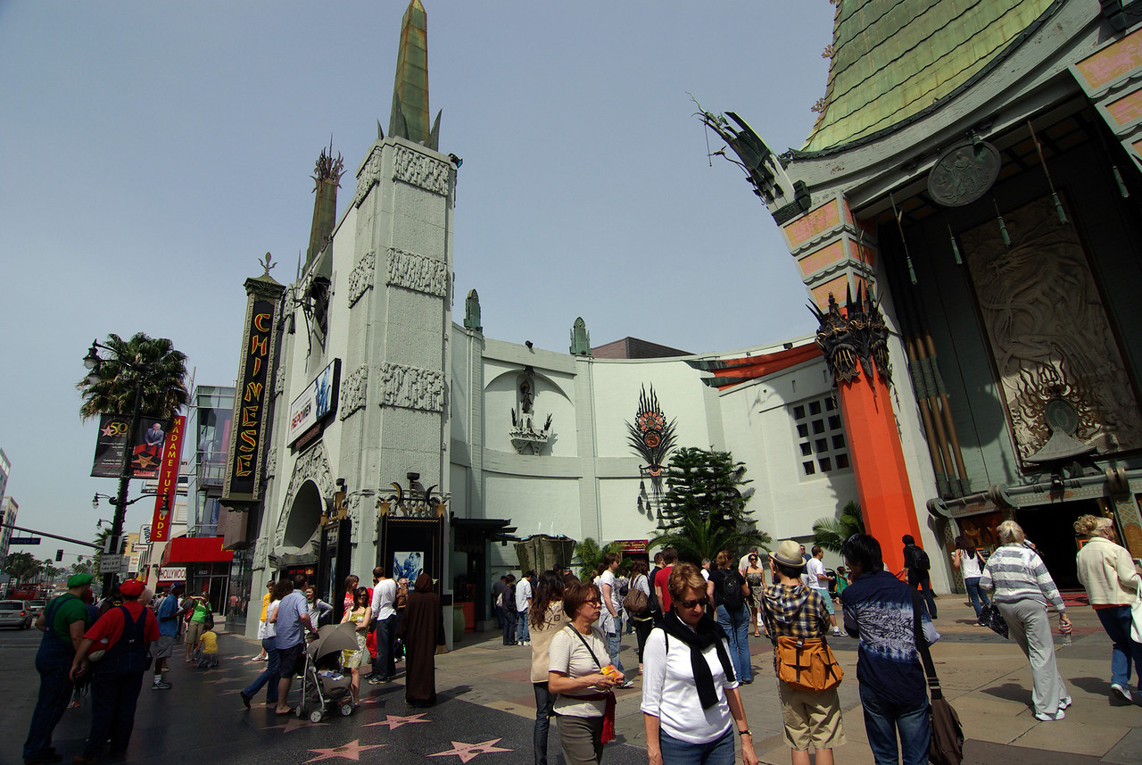 Chinese Theater (2)
