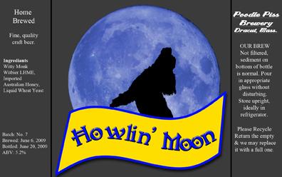 Howlin' Moon