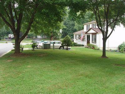 2005 08 16 Tuesday - Frontyard Left