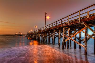 Goleta County Beach, Goleta CA