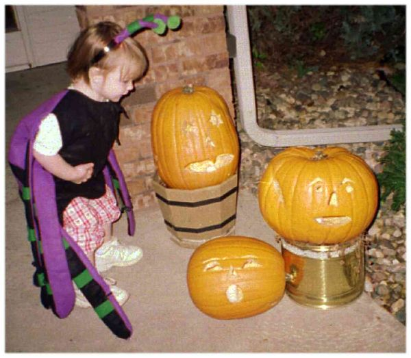 "<br><br><font size=""3"">Halloween, a few years ago.</font>"