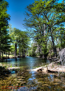 Onion Creek Near Driftwood, TX