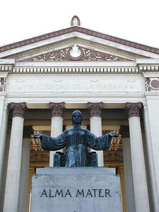 Alma Mater - University of Habana Lugares Cubanos - Places in Cuba   http://www.uh.cu/