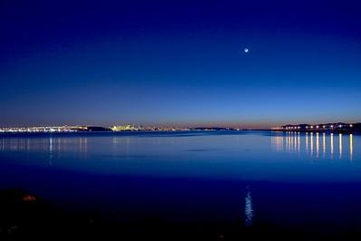 """San Francisco Bay Area Sunset"""