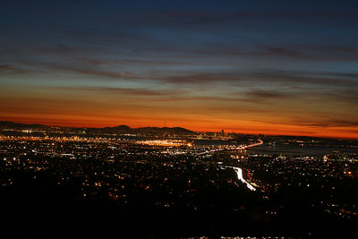A San Francisco Night