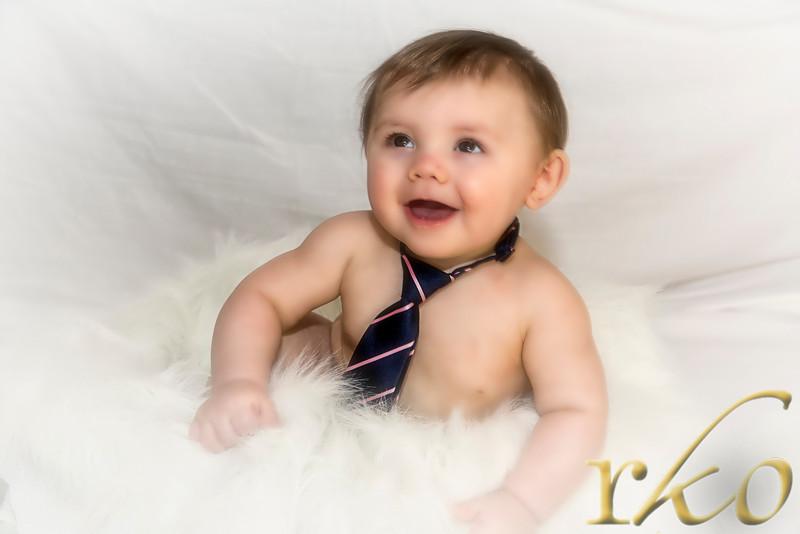 Wyatt, Baby, Portrait