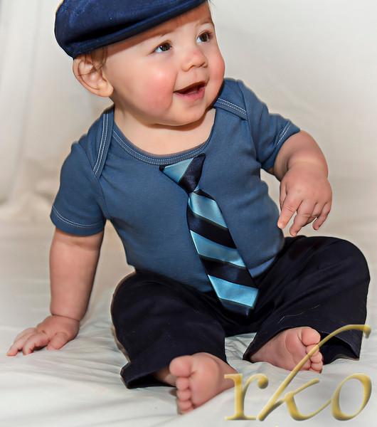 Wyatt Baby Portrait