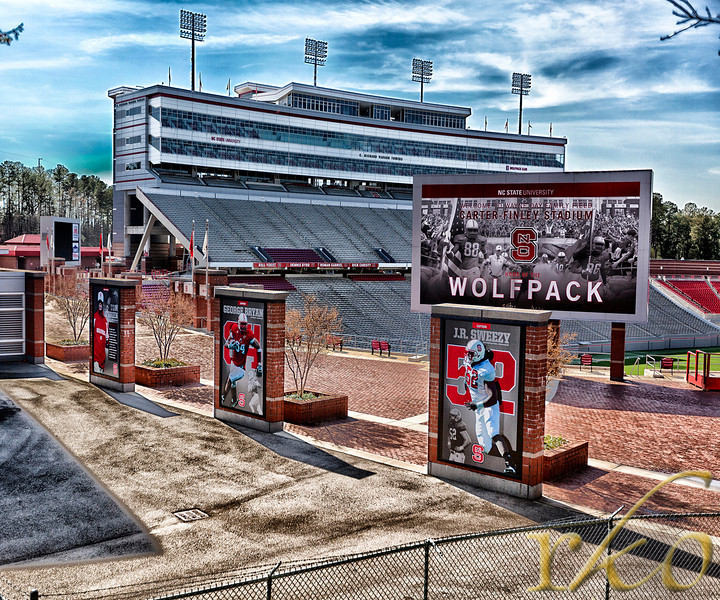 North Carolina State University Wolfpack Stadium
