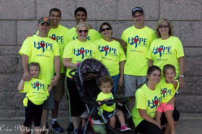 Juvenile Diabetes fundraiser, Arlington Texas