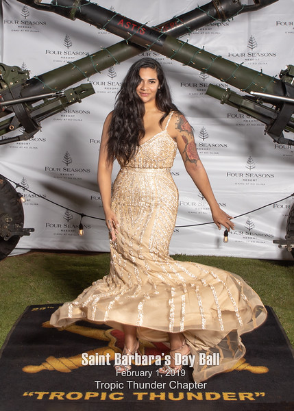 4N8A1453-Saint Barbara's Day Ball-25th Infantry Artillery-Four Seasons Resort-Oahu-February 2019-Edit