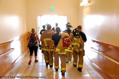 9/11 Memorial Stair Climb 2011
