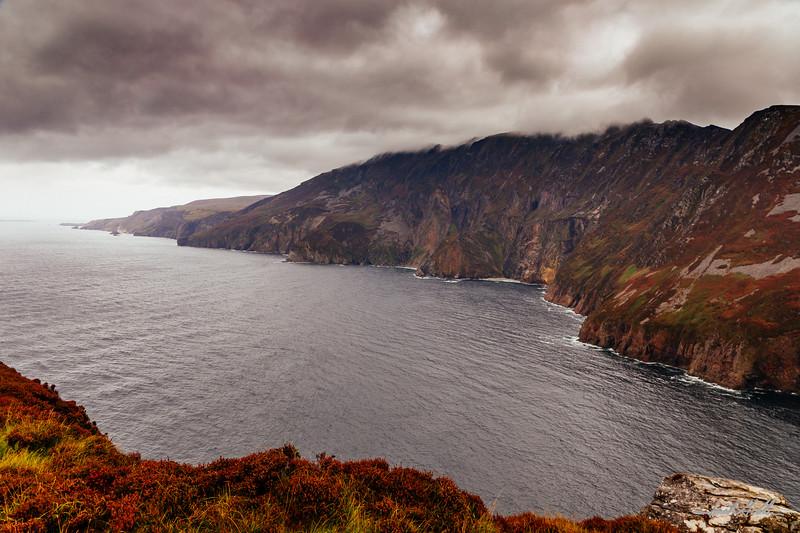 Dark Skies at Sliabh Liag (Slieve League Sacred Cliffs