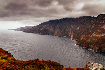 Dark Skies at Sliabh Liag (Slieve League Sacred Cliffs