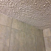 2018-03-07 Master Bath.  Shower ceiling fixed.