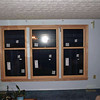 Living room windows installed.