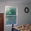 Before photo in guest bedroom.