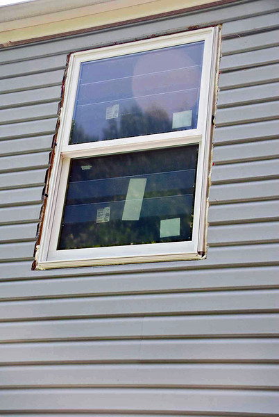 Guest bedroom window after installation.