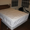 Guest bedroom/elliptical workout room