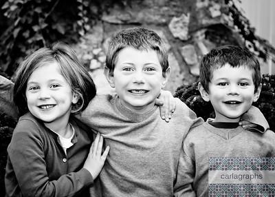 Kids Closer bw-
