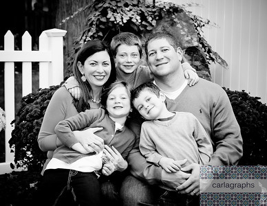 Family a little farther bw-