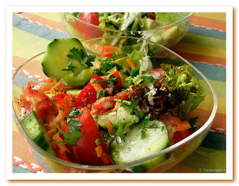Monday Salad