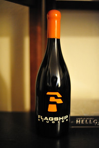 Flagship Studios 2002 Syrah - Napa Valley 50mm at f/1.8 and ISO 6400
