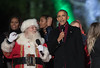 Barack Obama, Sanata, National Christmas Tree