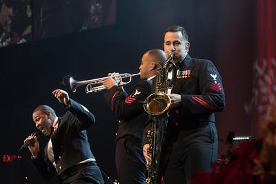U.S. Navy Band Holiday Concert