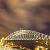 The Sydney Harbour Bridge in glorious detail - Sydney, Australia
