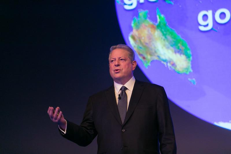Al Gore Keynote