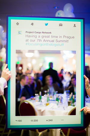 Instagram frame - Gala Dinner