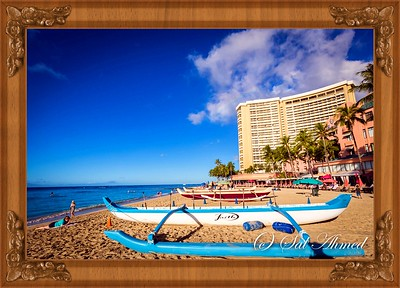 So Awesome To be In Waikiki Beach In January
