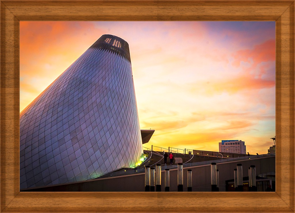 Museum Of Glass Tower Tacoma,Wa
