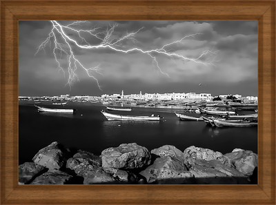 Fishing Harbor, Hadhramout