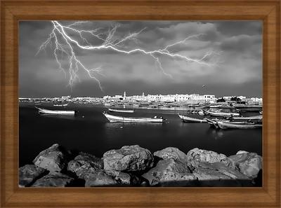 Fishing Harbor, Hadhramout