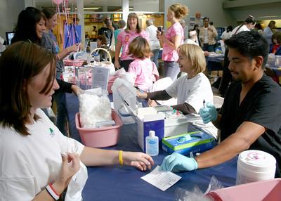 HomeTown Healthy Fair 2009