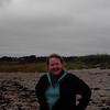 Meg at Parson's Beach