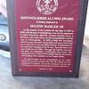 Milt Mahler's Distinguished Alumni Award (MM)