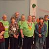 Susan Wielenski, Bill White, Grace Beck (class of '68), Peter Libby, Martha Moody, Milt Mahler, Pamela Doiron, Linda Johnson, Doug Jobling, Sally Kruger (DV)
