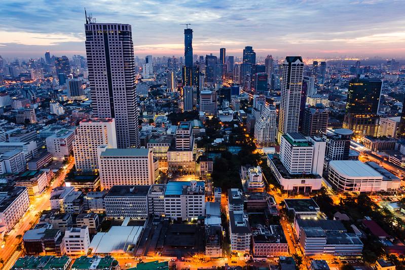 Bangkok Sunrise