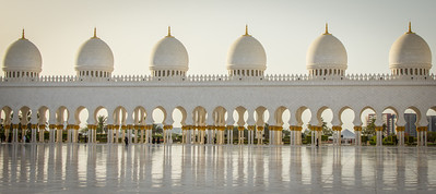 Sheikh Zayed bin Sultan Grand Mosque, Abu Dhabi (5b)