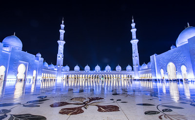 Sheikh Zayed bin Sultan Grand Mosque, Abu Dhabi (63)