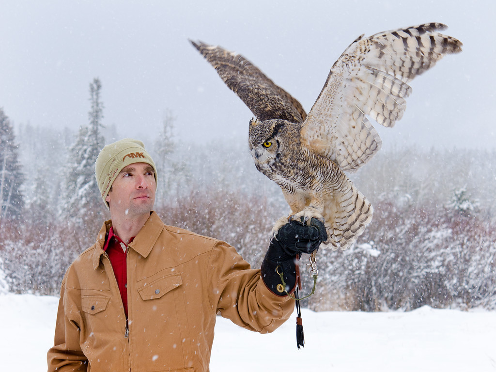 Jason and Owly from TRC