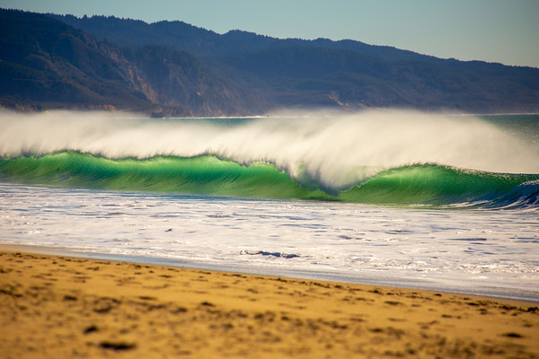 Breaking Point, Point Reyes National Seashore 2021