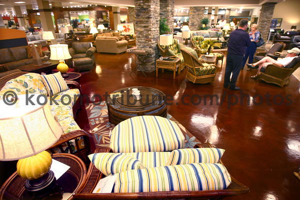 5-24-12<br /> Robert Miller & Sons Furniture opening in the Kokomo Mall or what is now called the Kokomo Town Center.<br /> KT photo | Tim Bath
