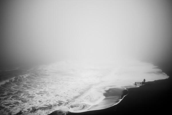 Storm Warning. Pacifica, California