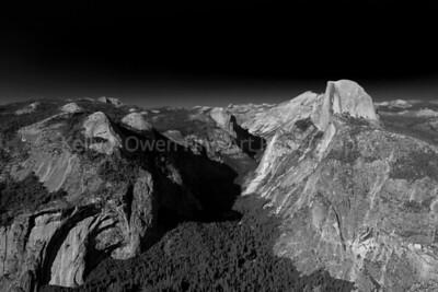 Yosemite Valley & Half Dome 2020