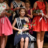 2016 Junior Miss Effingham County crowns Elizabeth Weidner as the 2017 Junior Miss Effingham County Sunday evening at the Effingham County Fair.<br /> Chet Piotrowski Jr. photo/Piotrowski Studios