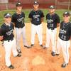 5-31-12<br /> Western HS Baseball<br /> Seniors Zach Huffman, Kyle Ennis, Jake Florek, Adam Bolen and Austin LaFollette<br /> KT photo | Tim Bath
