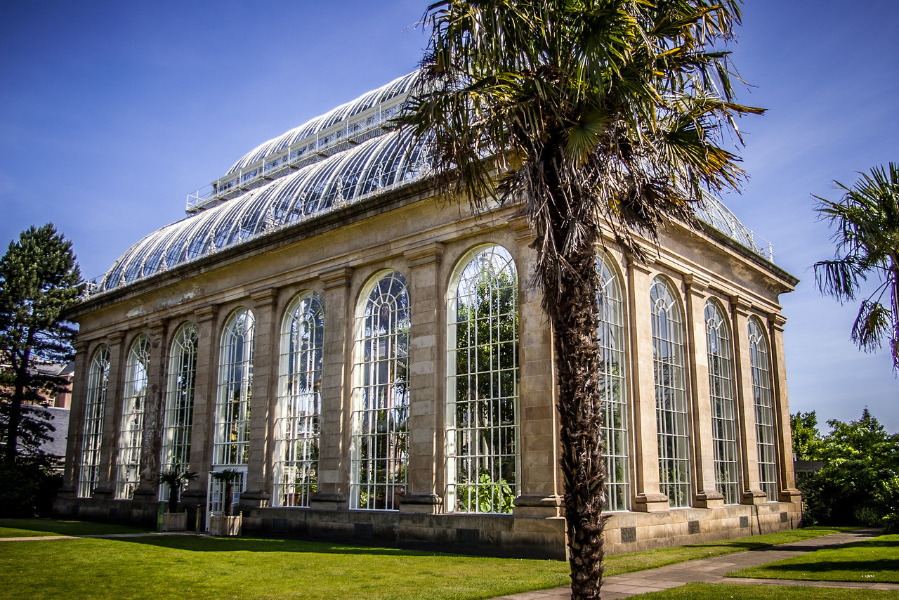 Palm House (1858), Royal Botanic Garden, Edinburgh<br /> Palm House (1858), Royal Botanic Garden, Edinburgh